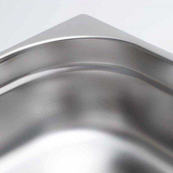 pojemnik stalowy, GN 1/1, H 200 mm
