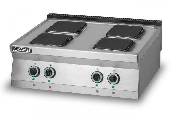 Kuchnia elektryczna 4-płytowa L700.KE4 Lozamet