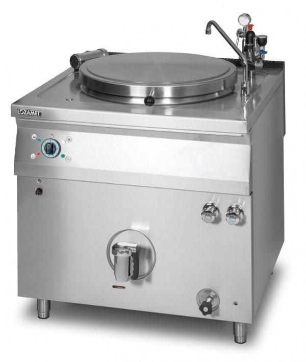 Kocioł warzelny gazowy (pojemność 150 l) L900.BKG.150.3 Lozamet