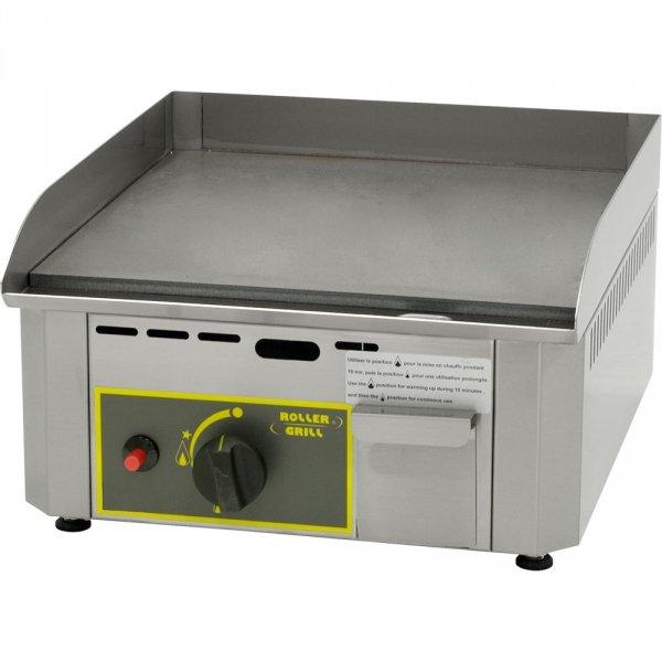 płyta grillowa gładka, gazowa, P 3.2 kW