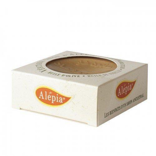 ALEPIA Mydło Aleppo Tradycyjne Z Olejem Nigella 125g