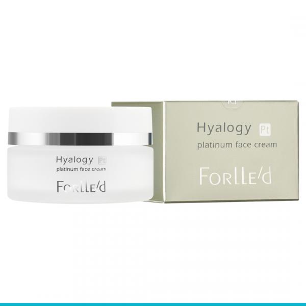 Hyalogy Platinum Face Cream  antyoksydacyjny krem o kompleksowym działaniu 50 g