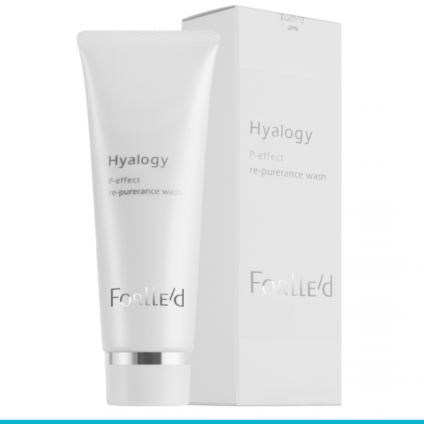 Hyalogy P-effect Re-purerance Wash kremowa oczyszczająca pianka do twarzy 100 g