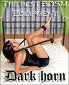 Dark Horn Straddled zestaw BDSM