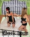 Dark Horn Trapbul Soft+ zestaw BDSM