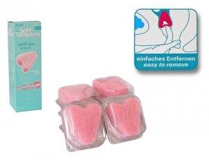 Soft-Tampons 10szt - czysty seks w czasie miesiączki - TAMPONY