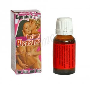 Afrodyzjak SPANISH FLY INSTANT PLEASURE 15 ml. Mucha Hiszpańska
