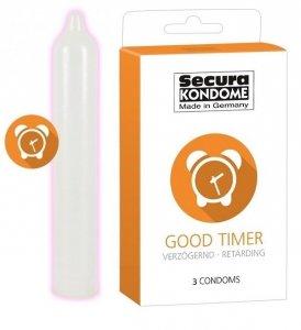 SECURA Good Timer 3szt przedłużające stosunek