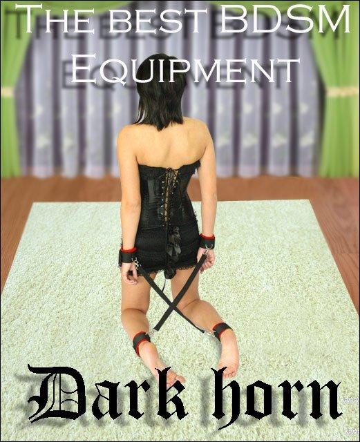 Dark Horn MuragoX zestaw BDSM