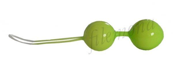 Joyballs zielone kulki gejszy