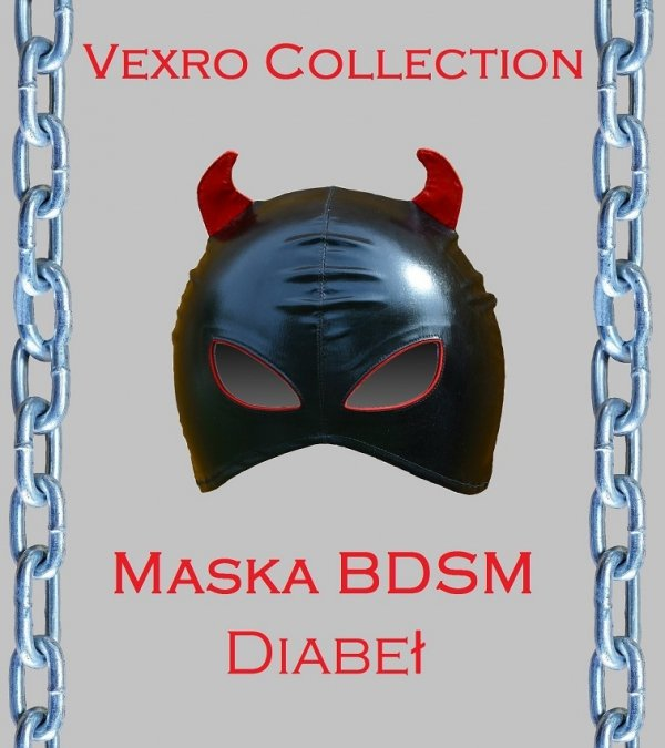 maska diabeł opakowanie