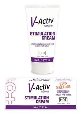 V-Activ Cream pobudzający orgazmowy krem dla kobiet