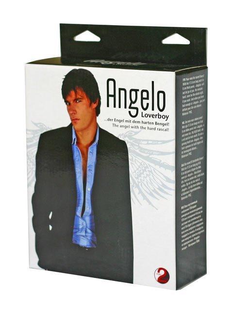 Loverboy ANGELO męska lalka miłości