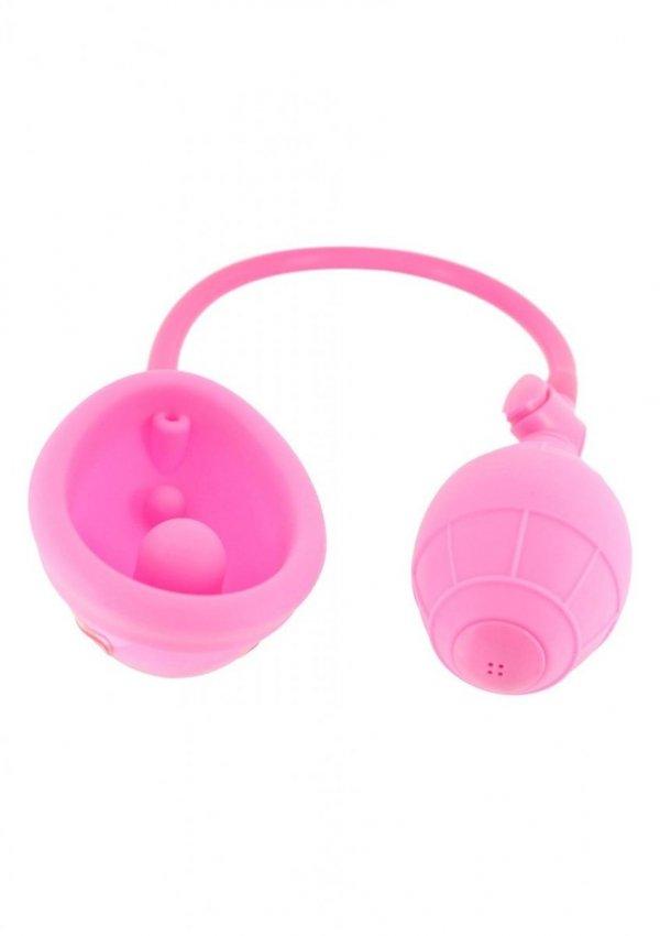 Pompka dla Pań Vagina Pump Pink Silikon
