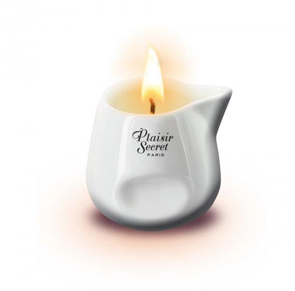 świeczka olejek do masażu Plaisir Secret Ylang Patchouli