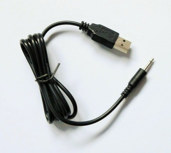 Naghi silikonowy wibrator z króliczkiem, USB
