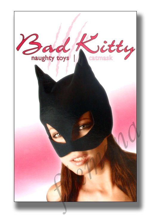 Maska KOT Bad Kitty