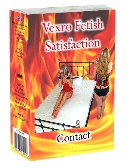 Vexro zestaw BDSM CONTACT