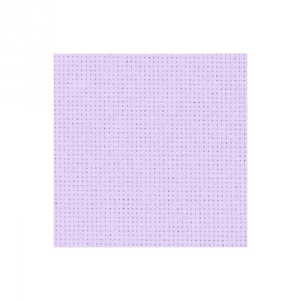 Kanwa Aida Zweigart 54/10cm (14ct)- jasnoliliowy 5050