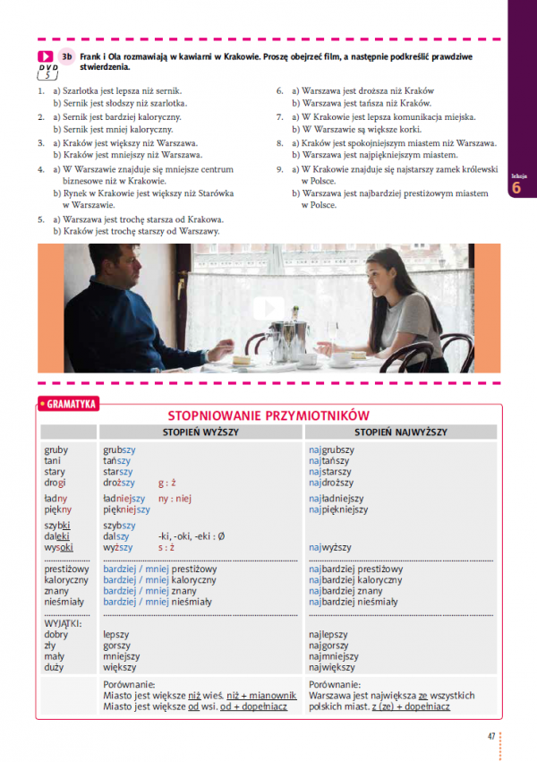 Hurra Po Polsku 2. Podręcznik studenta. Nowa edycja + CD mp3 + filmy + aplikacja
