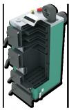 Kocioł SETLANS PLUS 25 kW uniwersalny