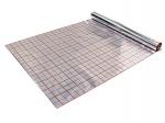Folia aluminiowa Izofolix do podłogówki 50m