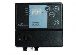 Elektroniczny miarkownik ciągu powietrza UNISTER