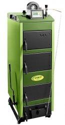 SAS UWT węglowo-miałowy, uniwersalny z nadmuchem i sterowaniem 4.0 48kW