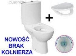 Kompakt Cersanit Arteco cleanon kpl