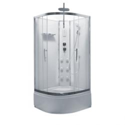 Kabina prysznicowa z hydromasażem Bergen Open WS 90 Durasan