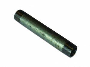 Ocynk rura gwintowana dwustronnie SZTUCER 1/2 10cm