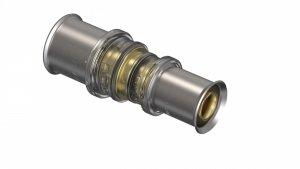 Złączka zaciskana pex 25x20 mufa redukcyjna - Wavin Tigris M5
