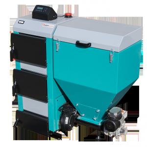 Kocioł z podajnikiem ślimakowym SETLANS PRIME 9 kW