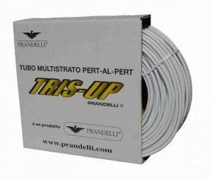Prandelli rura pert/al/pert 20X2 TRIS UP 100m