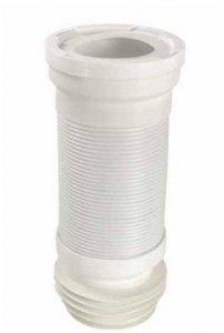 Rura odpływu WC elastyczna 110 -540mm