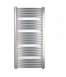 Grzejnik łazienkowy TURAN 580x1200 srebrny metalik