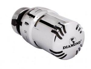 Głowica termostatyczna Diamond Elegance