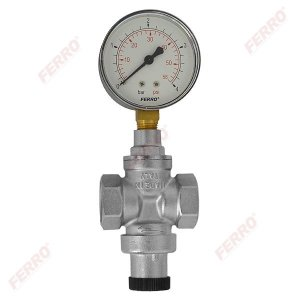 Ferro reduktor ciśnienia 3/4- standard bez manometru