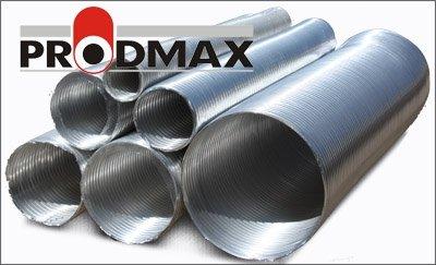 Rura Aluminiowa Flexi Spiro 90