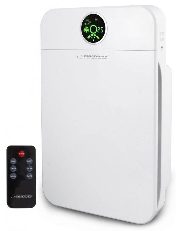Oczyszczacz powietrza antyalergiczny LCD Zephyr