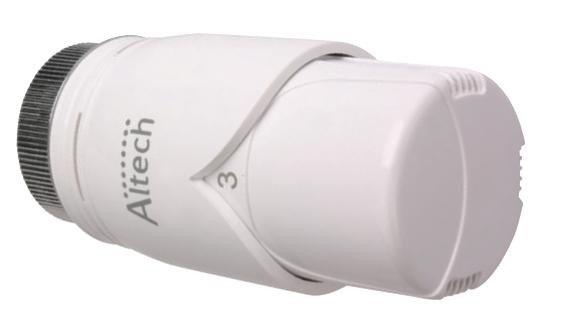 Głowica termostatyczna Altech