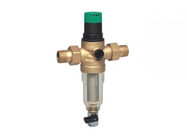 Reduktor ciśnienia z filtrem Honeywell FK06 3/4