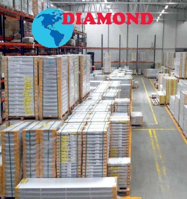 Grzejnik panelowy stalowy DIAMOND V22 600x600
