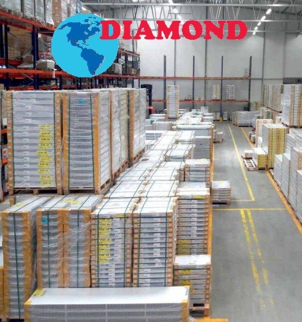 Grzejnik stalowy Diamond C22 300x600