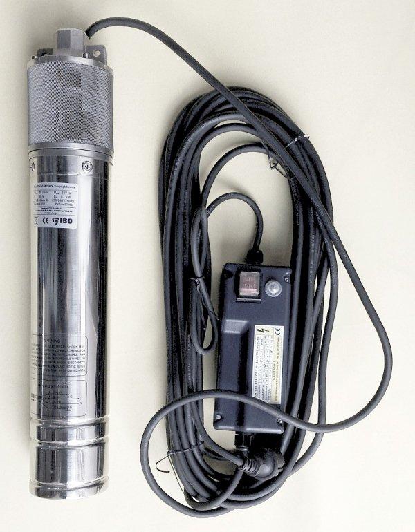 """Pompa głębinowa 4"""" SKM150 1,1kW 230V"""