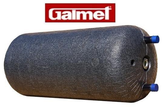 Wymiennik Galmet z podwójną wężownicą U 100L