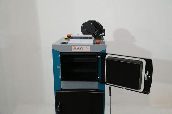 Kocioł SETLANS PLUS 18 kW uniwersalny