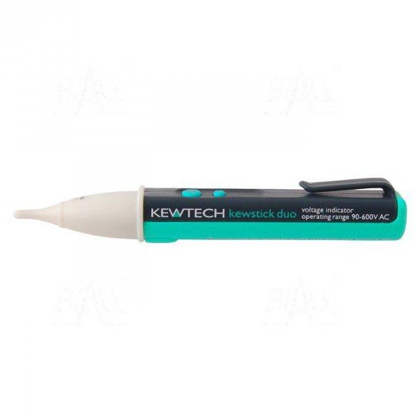 Kewstick DUO Bezdotykowy wskaźnik napięcia 90~600V AC KAT IV 600V