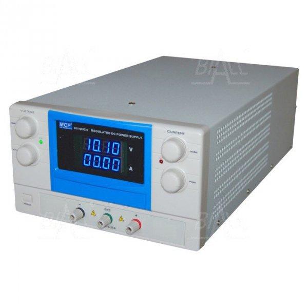 Zasilacz lab QS3030 DC 30V/30A do pracy ciągłej MCP