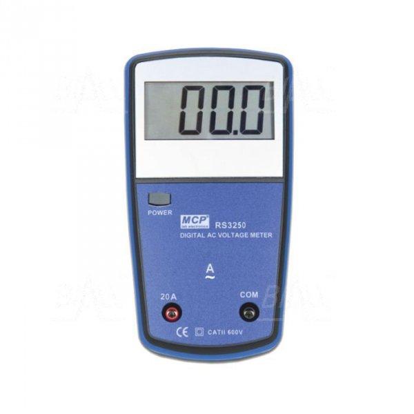 RS3250 Amperomierz AC szkolny cyfrowy